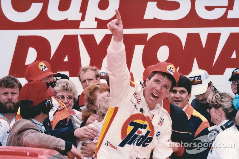 10. 1989 Daytona 500 - Lucky number 17