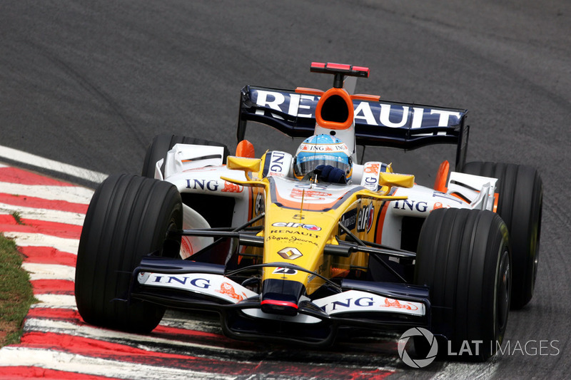 2008 : Fernando Alonso, Renault R28