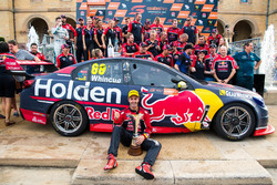 2017 Champion Jamie Whincup, Triple Eight Race Engineering Holden