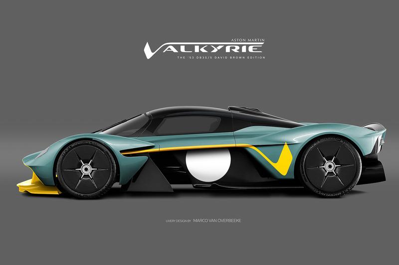 Valkyrie livery 5
