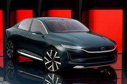 Tata Motors E-Vision