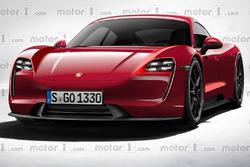 Porsche Mission E 2020