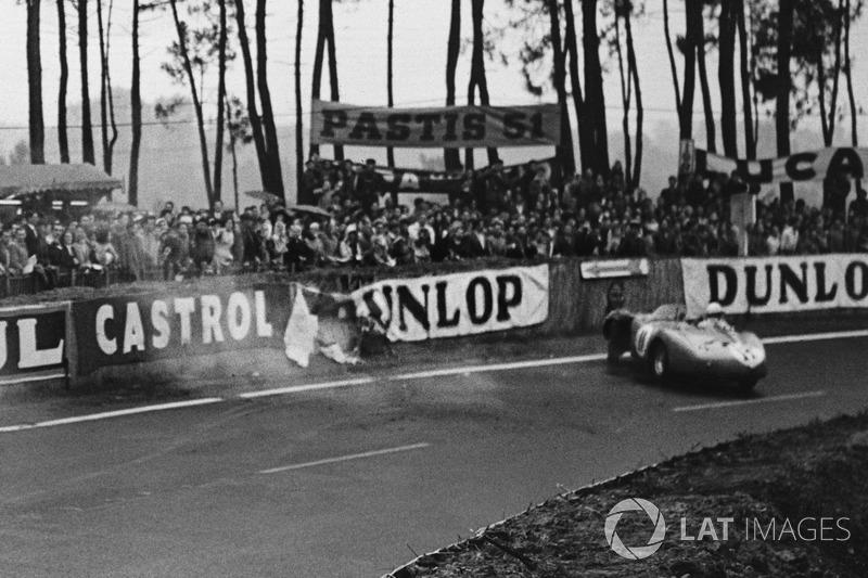 1956: Alfonso Portago (2 participaciones)