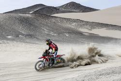 #5 Monster Energy Honda Team Honda: Хоан Барреда Борт