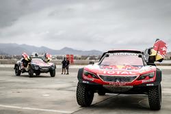 #308 Peugeot Sport Peugeot 3008 DKR: Cyril Despres, David Castera