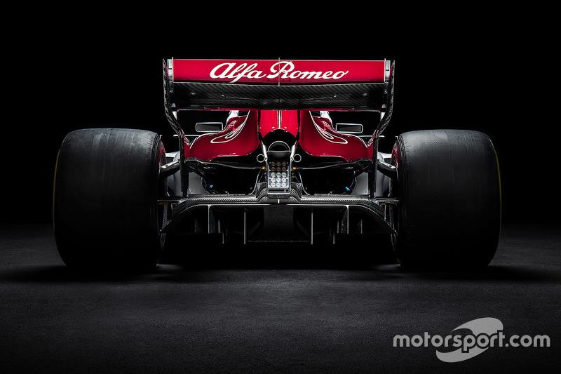 Formula 1 Fotogallery: Alfa Romeo Sauber C37