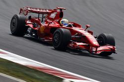 Феліпе Масса, Ferrari F2007