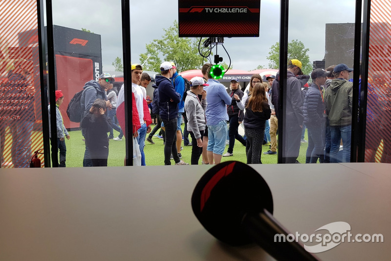 F1 TV denemesi