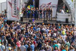 Fans tijdens de Jumbo Racedagen