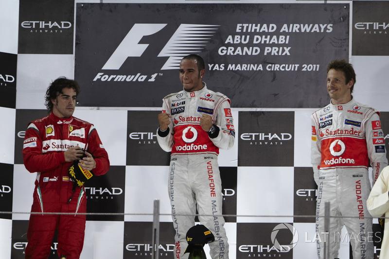 Abu Dhabi 2011 Podyum