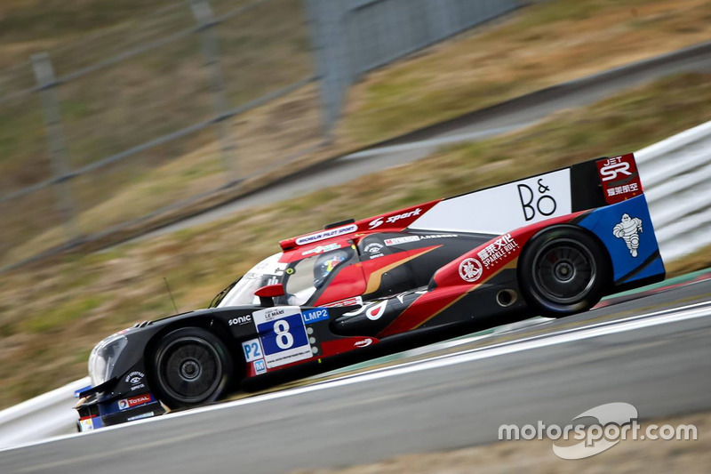 #8 Jackie Chan DC Racing X Jota Oreca 05 Nissan: Stephane Richelmi, Harrison Newey, Thomas Laurent