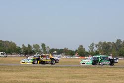 Omar Martinez, Martinez Competicion Ford, Agustin Canapino, Jet Racing Chevrolet