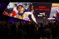 David Coulthard introduces the Rider of the Year Award