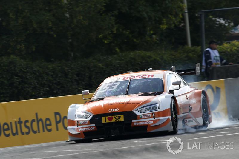 12. Jamie Green, Audi Sport Team Rosberg, Audi RS 5 DTM