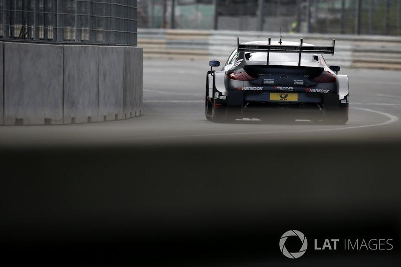 8. Daniel Juncadella, Mercedes-AMG Team HWA, Mercedes-AMG C63 DTM