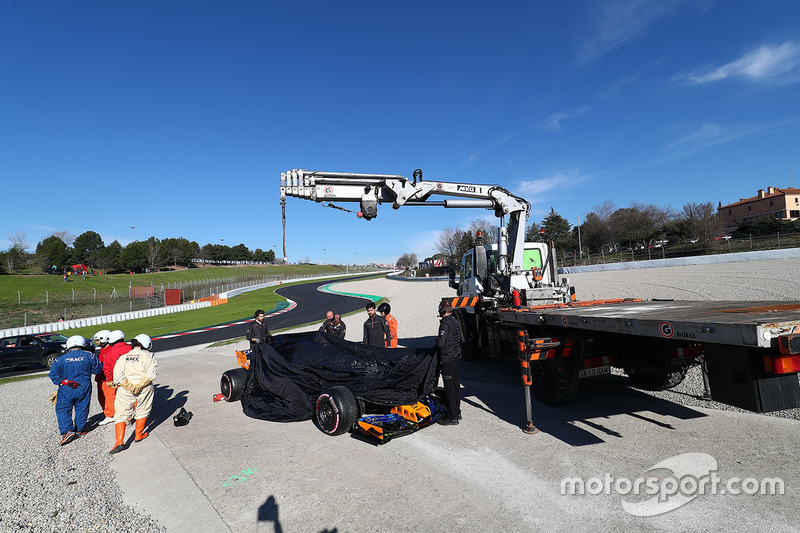 McLaren MCL33, Fernando Alonso