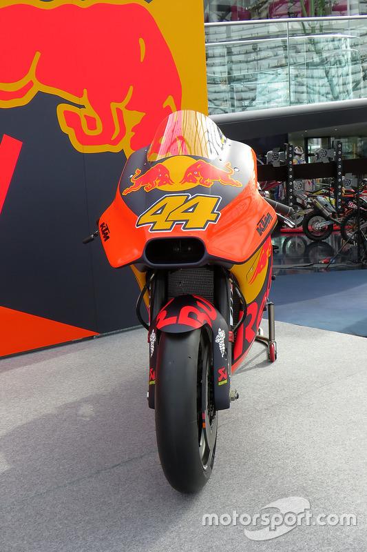 Мотоцикл KTM RC16, Red Bull KTM Factory Racing