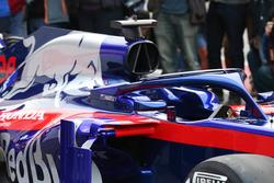 Toro Rosso STR13, airbox
