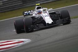 Сергій Сироткін, Williams FW41 Mercedes
