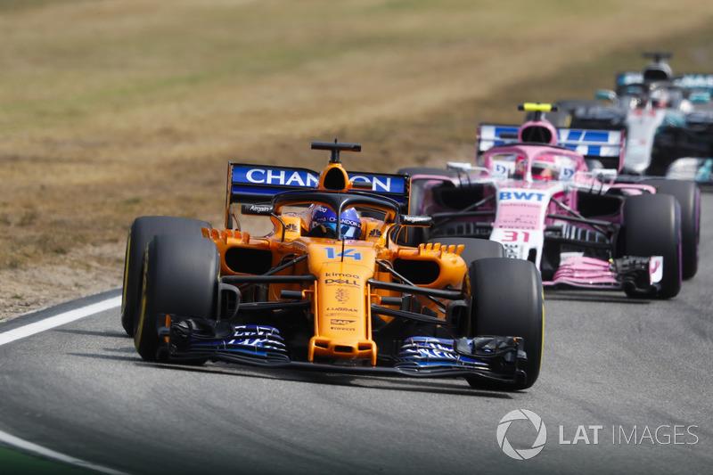 16e : Fernando Alonso (McLaren)