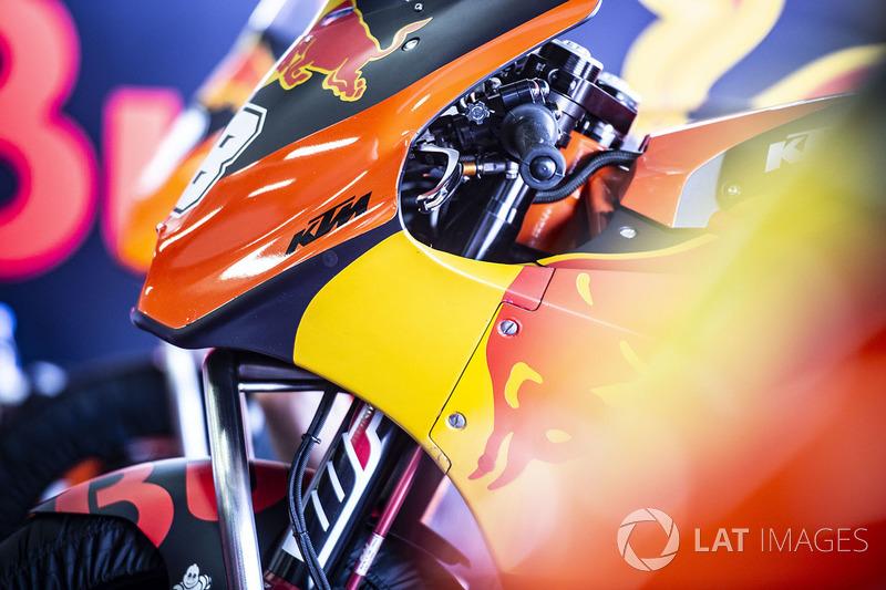 Red Bull KTM Factory Racing details