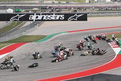 L'incidente di Adam Norrodin, SIC Racing Team, Kaito Toba, Honda Team Asia