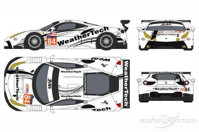 Annonce JMW Motorsport