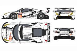 JMW Motorsport with Weathertech