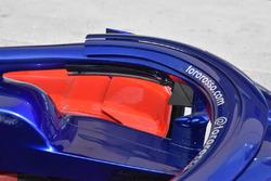 Scuderia Toro Rosso STR13 halo detay