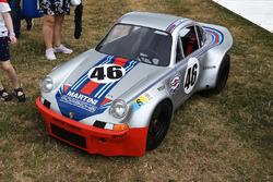 Porsche karretje