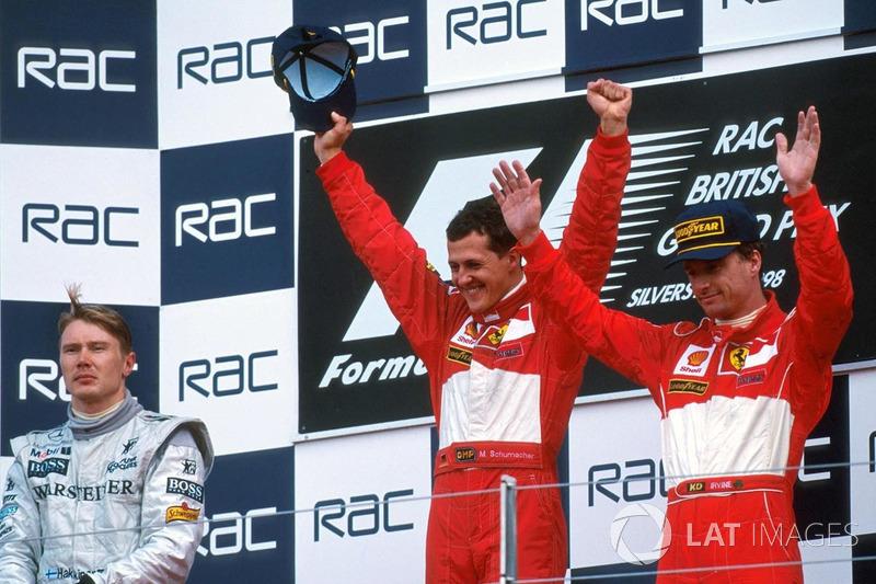 GP Inggris Raya 1998