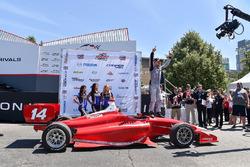 Ganador, Felix Rosenqvist, Belardi Auto Racing