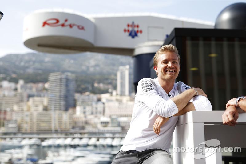 Nico Rosberg - Bayern München