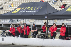 Ferrari of Washington team area