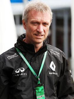 Guillaume Boisseau, directeur de la marque Renault