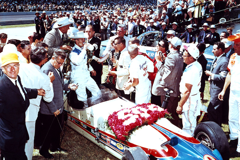 Thankfully, Parnelli nailed one of a handful of genuine chances to win Indy – arguably IMS's greatest driver in the '60s.