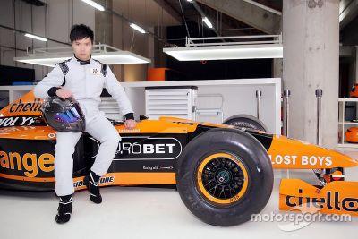 Ma Qing Hua Arrows F1 test
