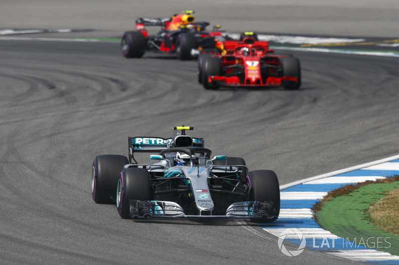 Valtteri Bottas - Mercedes: 9