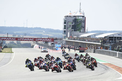 Jorge Lorenzo, Ducati Team, race actie