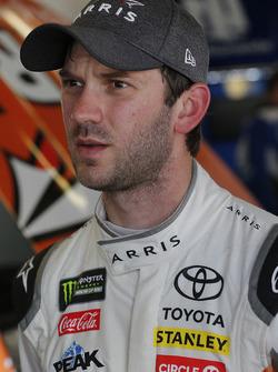 Daniel Suarez, Joe Gibbs Racing, ARRIS Toyota Camry