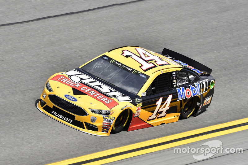 14: Clint Bowyer, Stewart-Haas Racing, Ford Fusion