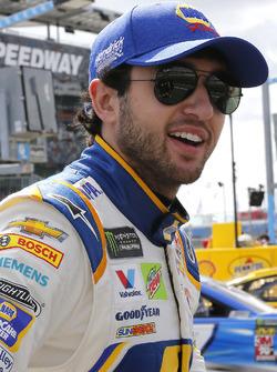 Chase Elliott, Hendrick Motorsports Chevrolet Camaro