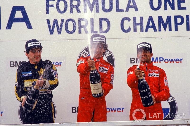 GP de Austria 1985