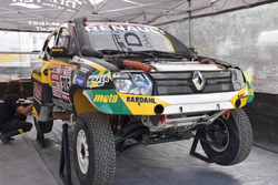 Renault Duster #315: Carlos Sousa, Pascal Maimon