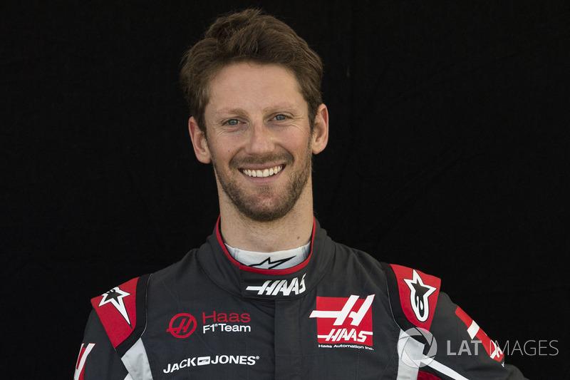 Tras haber desaparecido la opción Leclerc, Romain Grosjean gana enteros para seguir en Haas F1