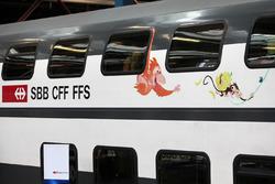 Vagone Famiglie, SBB CFF FFS
