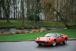 1978 Gilles Villeneuve Ferrari 308 GTS
