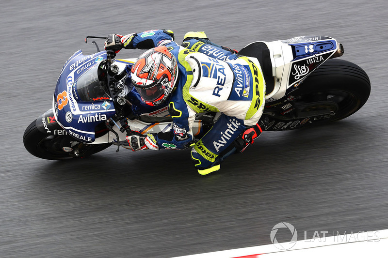 20. Hector Barbera, Avintia Racing