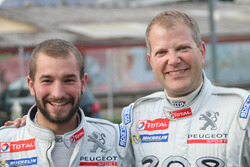 Jonathan Michellod und Stéphane Fellay, Atelier de la Tzoumaz, Sieger Junior