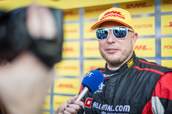 Pole position pour Rob Huff, All-Inkl Motorsport, Citroën C-Elysée WTCC